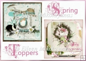 Sweet Spring Happiness Quick Card Fronts