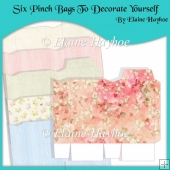 Six Pinch Bags To Decorate Yourself