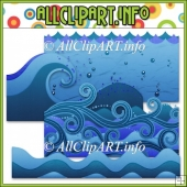 Water Elements Commercial Use Clip Art