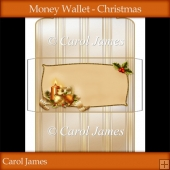 Money Wallet - Christmas