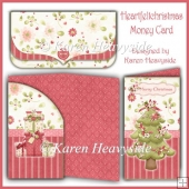 Heartfeltchristmas Money Card