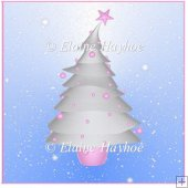 (Retiring in October) Christmas Tree Card Kit 3