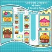Celebrate Cupcakes Waterfall Download