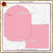 023 2 Piece Envelope *HAND & MACHINE Formats*