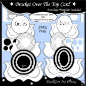 Bracket Over The Top Card Template