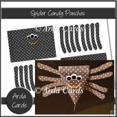 Spider Candy Pouches