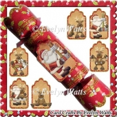 Deer Friends Christmas Cracker Kit