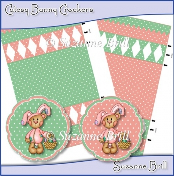 Cutesy Bunny Crackers