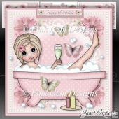Bathtime Emma 2 Mini Kit