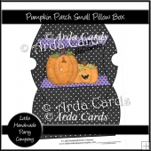 Pumpkin Patch Small Pillow Box