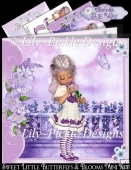 Sweet Little Butterflies & Blooms Mini Kit