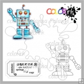 Hello Robot and Sentiment Digital Stamp