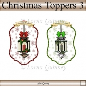 Christmas Toppers 3