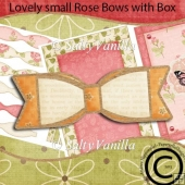 Smaller Bows Roses with Box