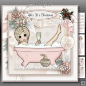 Relax Its Christmas Mini Kit