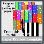 NEW Paper Preview Templates