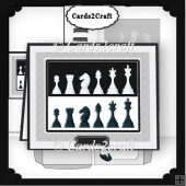 Chess card set