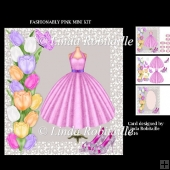 Fashionably Pink Mini kit