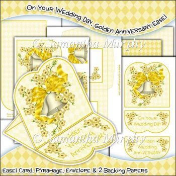 craft robo gsd file template golden wedding anniversary card