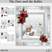 The Deer and the Robin Mini Kit