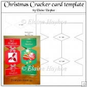 It's A Cracker! Card Template