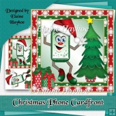 Christmas Phone Cardfront