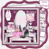 DRESSING TABLE 7.8 Decoupage & Insert Kit