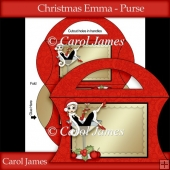 Christmas Emma - Purse