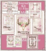 Follow Your Bliss Journal Mini Book Kit