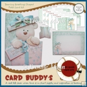 Bearing Greetings Shaped Fold Card Kit