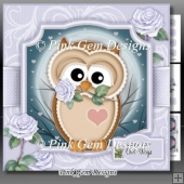 Love You Owl Ways Mini Kit Lilac