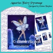 Aquarius Fairy Pyramage