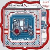 TRACTOR 7.5 Pyramage Kit With Optional Ages
