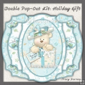 Double Pop-Out Kit: Holiday Gift