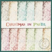 Christmas in Pastel