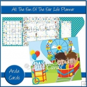 All The Fun Of The Fair Life Planner