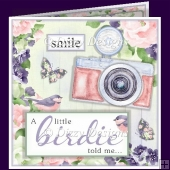 Little Birdie Camera Card