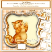 Cat & Mouse Card Kit