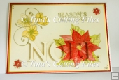 3d Eclipse Card - NOEL Christmas