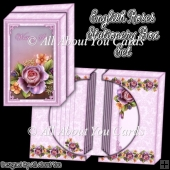 English Roses Stationery Box Set