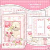 Grin N Bear It Box Card