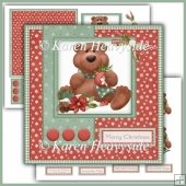 Thicket Christmas 2 Card Front