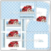 Cartoon Car Card (5) PDF Download