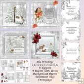 The Wintery Christmas Collection Bumper Kit