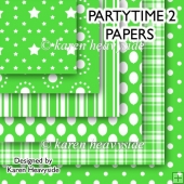 Partytime 2 Papers