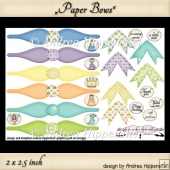 paper Bows 6