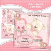 Grin N Bear It Card Front
