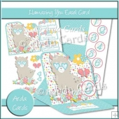 Llamazing You Easel Card