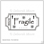 Fragile Digital Stamp/Sentiment