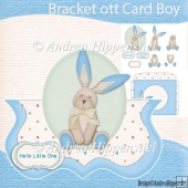 Bracket Ott Card Baby Boy